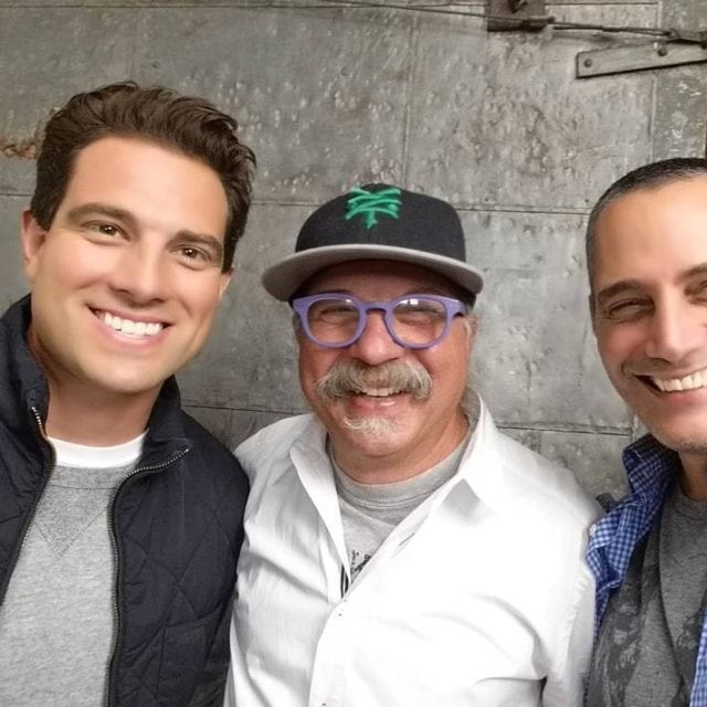 throwbackthursday to our shoot with scottmcgillivray for diy timeflies