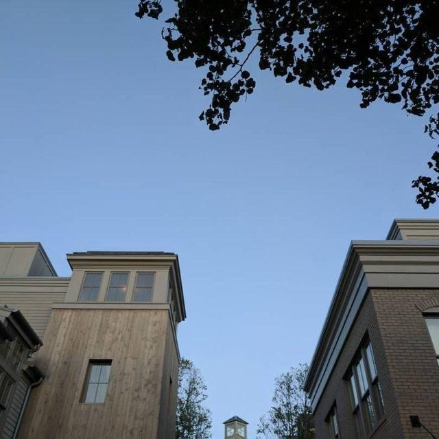 Looking up  architecture sky teampixel blue shadesofblue lifeislookingup silencehellip